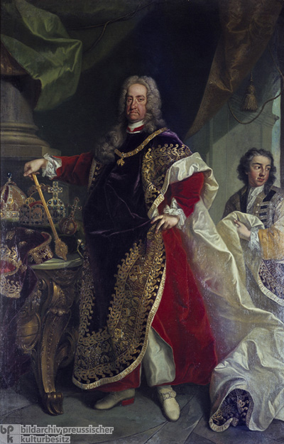 Charles VI, Holy Roman Emperor (1st Half of the 18th Century)