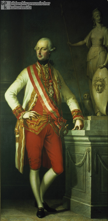 Joseph II, Holy Roman Emperor (2nd Half of the 18th Century)