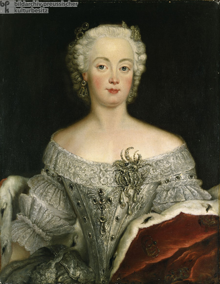 Elisabeth Christine, Queen of Prussia (c. 1740)