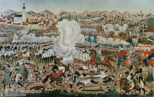 The Battle of Jena on October 14, 1806 (19th Century)