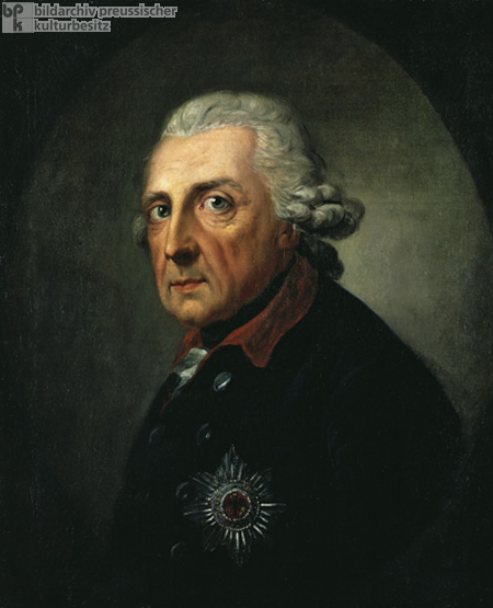 "Frederick II (""the Great"") (1781)"