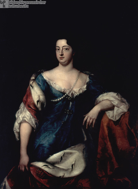 Sophie Charlotte, Queen of Prussia (1705)