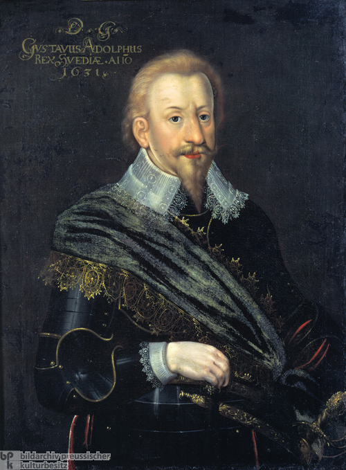 Gustavus Adolphus of Sweden (1631)