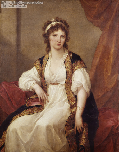 Angelica Kauffmann (before 1781)