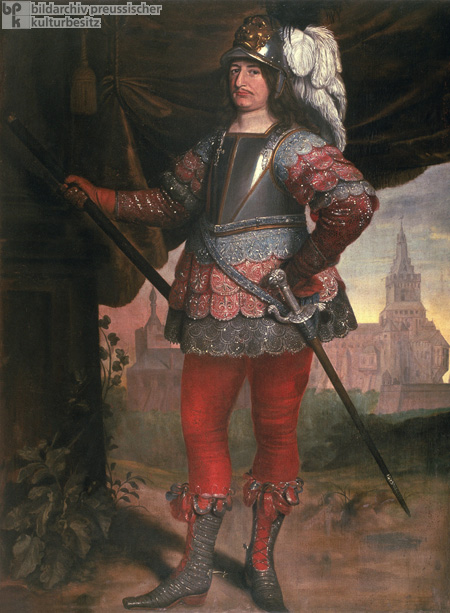 "Frederick William (""the Great Elector"") as Scipio (c. 1660)"