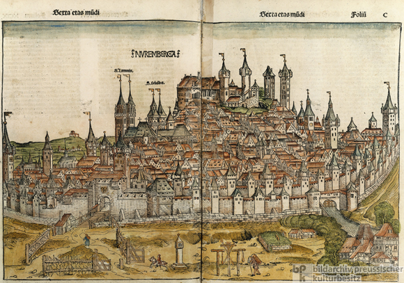 Nuremberg around 1500 (1493)
