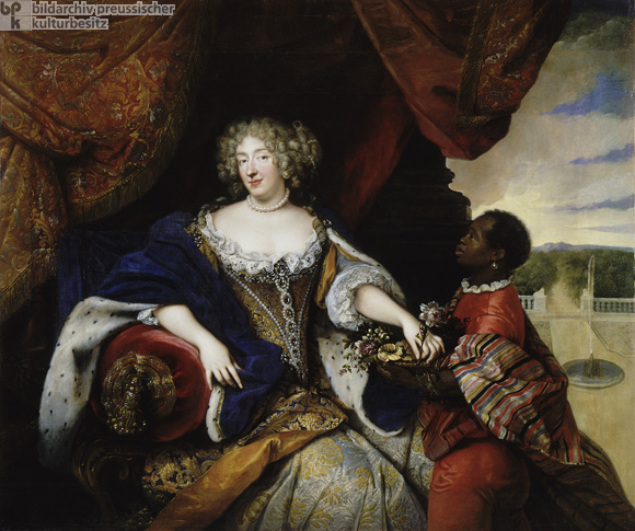 Charlotte-Elisabeth of Bavaria, Princess of Palatinate, Duchess of Orléans (1680)