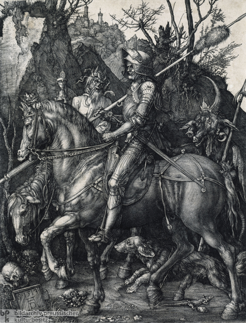 Knight, Death, and the Devil (1513-14)