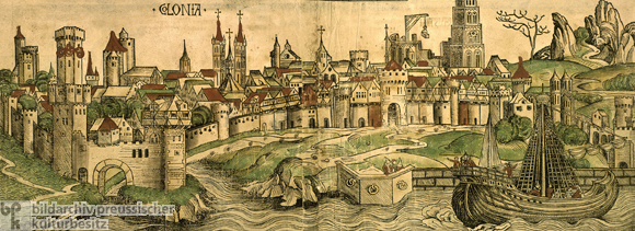 Cologne around 1500 (1493)