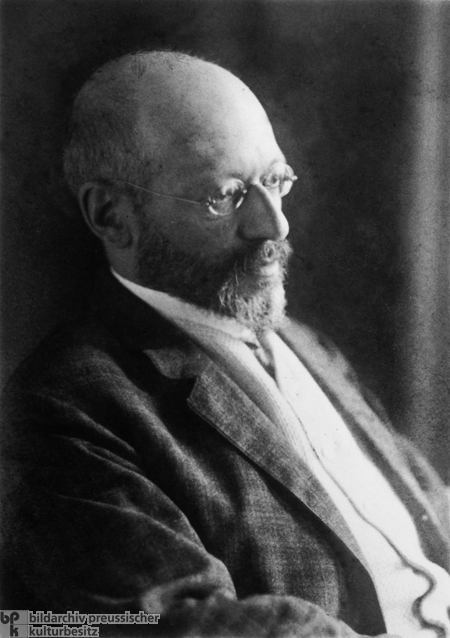 Georg Simmel, Philosopher and Sociologist (c. 1914)