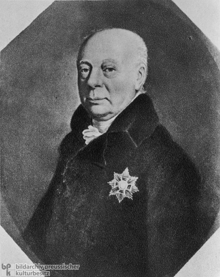 Karl Friedrich, Grand Duke of Baden (Early 19th Century)
