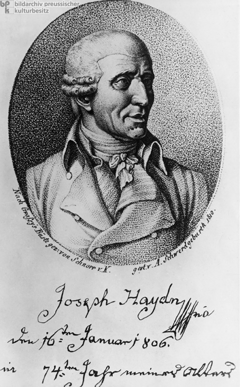 Joseph Haydn in the Year 1806 (1810)