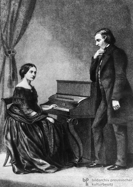 an introduction to the life clara wieck schumann Clara josephine wieck schumann was a german musician, one of the  the  eyes of society were in direct conflict with the life of a performer.