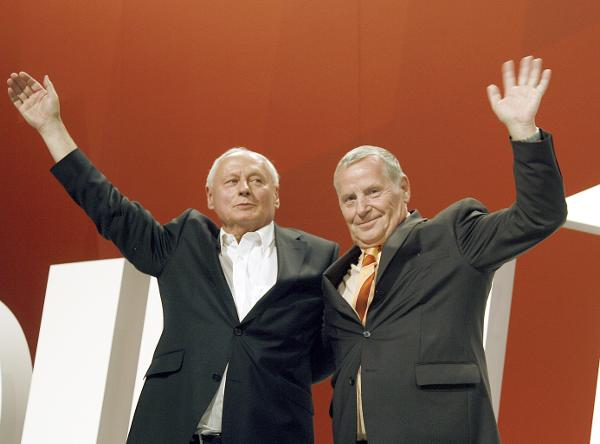 The Founding of the Left Party (June 16, 2007)