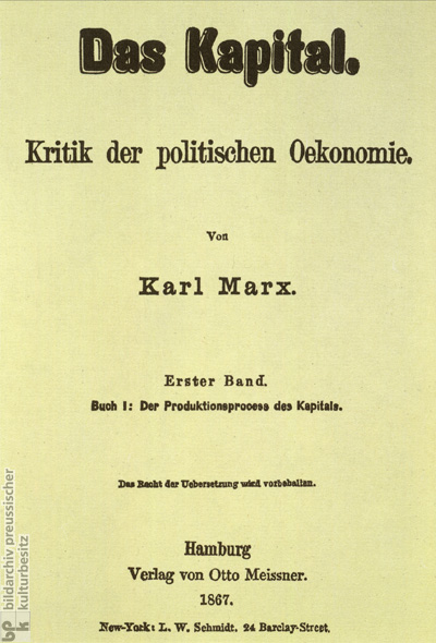 a commentary of das kapital by karl marx Home → sparknotes → philosophy study guides → das kapital das kapital karl marx table of contents context summary terms summary and analysis chapter.