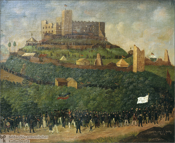 The Hambach Festival (1832)