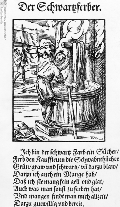 Urban Trades – The Dark Dyer (1568)