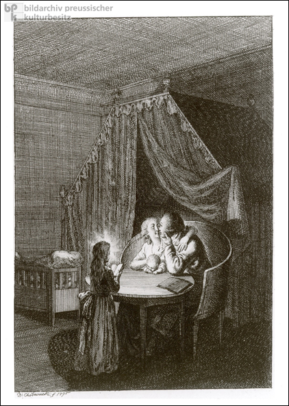 The Comforts of Home (1795)