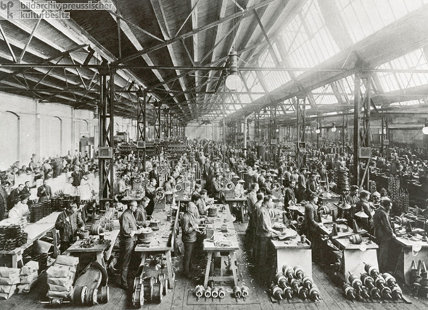 Промышленная революция дизайн
