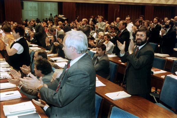 einigungsvertrag 1990 vortrag