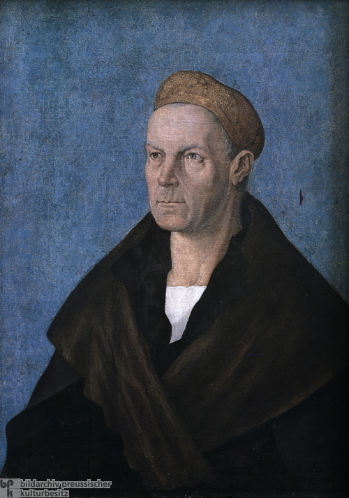 Jakob Fugger the Rich (c. 1518)