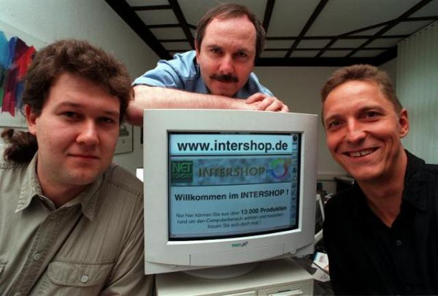 The First German Online Store is Founded in the East German City of Jena (September 21, 1995)