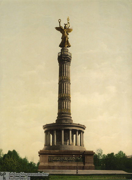 The Berlin Victory Column (c. 1905)