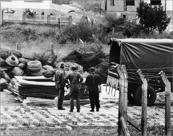 Removal of Barriers at the Border (May 1990)