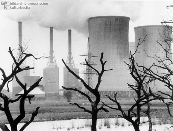Environmental Destruction and Air Pollution in the Ruhr Valley (1985)