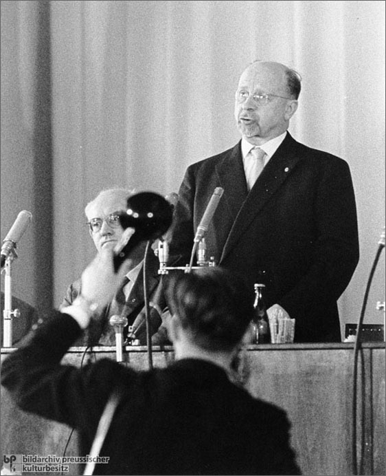 "Walter Ulbricht's Speech on the ""Berlin Question"" (June 15, 1961)"
