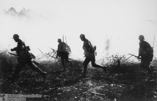 The First World War: The Western Front (July 1916)