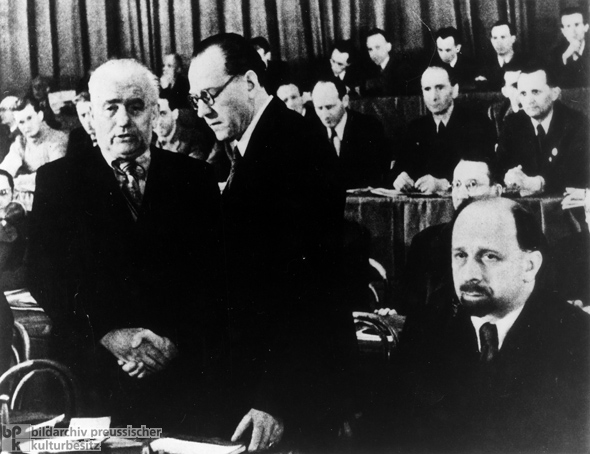 The Founding of the SED (April 21, 1946)