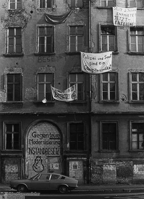House Occupied by Squatters (1980)