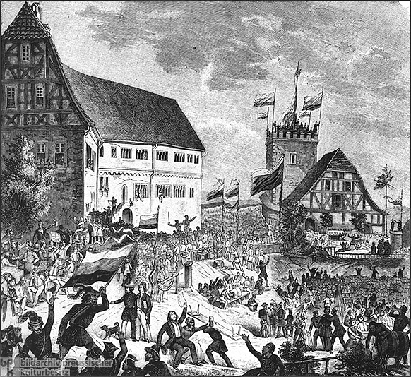 The Second Wartburg Festival (1848)