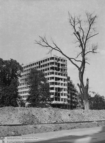 The Shell House on Landwehrkanal (1946)