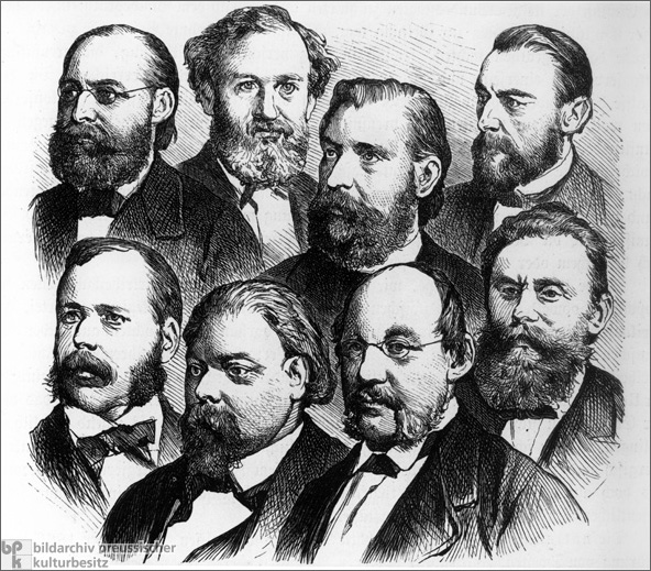 National Liberal Leaders (1878)
