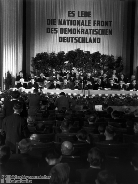 The Founding of the German Democratic Republic (October 7, 1949)