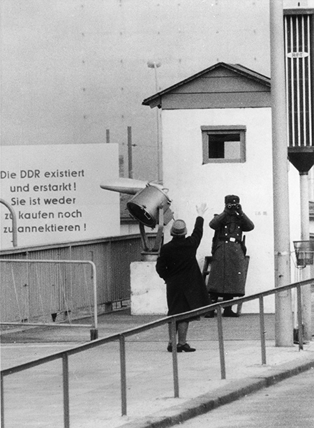 Visitor from West Berlin (1966)