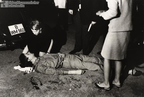 Benno Ohnesorgs Tod (2. Juni 1967)