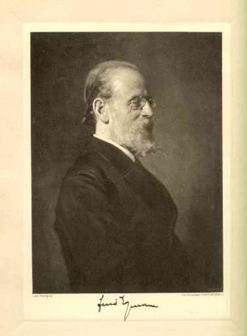 Jewish Civic Leader Emil Lehmann (1894)