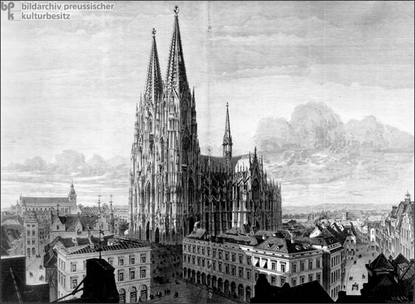 Cologne Cathedral (1869)