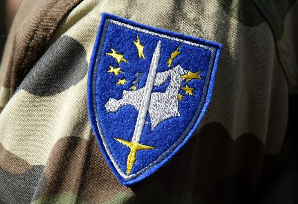 Eurocorps Insignia (September 4, 2003)