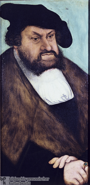 "Elector John of Saxony, called ""the Constant"" (undated)"