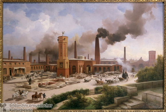 Borsig Plant and Foundry (1847)