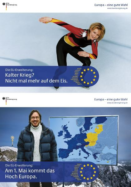 Advertisement for EU Eastern Expansion (2004)