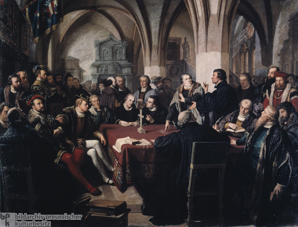 The Marburg Colloquy of 1529 (1867)