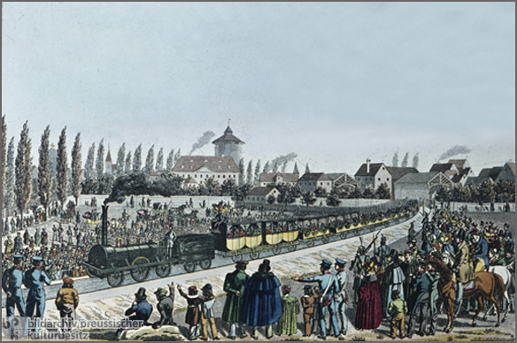 The Ludwig Railroad (c. 1835)