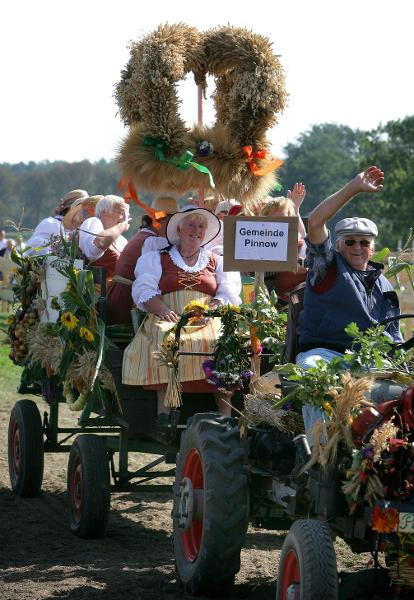 Village Fair in the Uckermark Region (September 16, 2006)