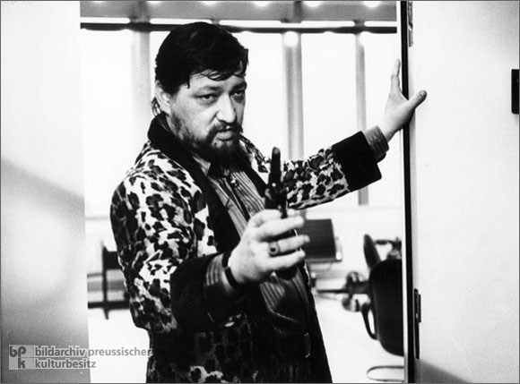 Still from the Fassbinder Film