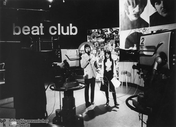 "The TV Show ""Der Beat Club"" (1967)"